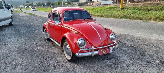 VW fusca 1.300 ano 1970 uma Relíquia   - Foto 3