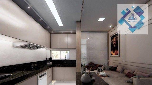 Casa com 3 dormitórios à venda, 98 m² por R$ 340.000 - Parnamirim - Eusébio/CE - Foto 6