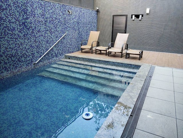 Apartamento no Costa Amalfitana ed. Capri a venda possui 178 m2 com 3 quartos em Jatiúca e - Foto 10