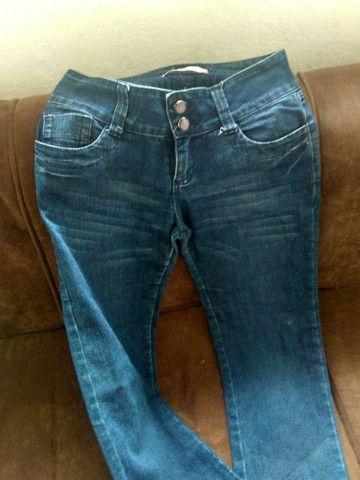 Calças jeans 38 ao 40 - Foto 4