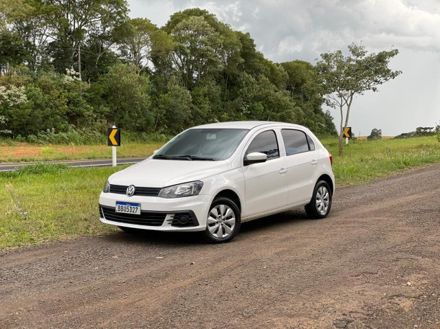 VW Gol 1.6 MSI Trendline - 2018 - Foto 3