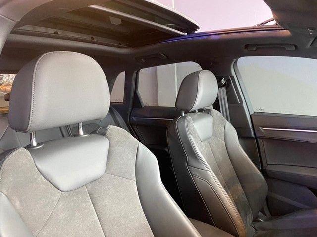 Audi Q3 2021, 1.4 35 TFSI BLACK S LINE S TRONIC, apenas 3.000 km, configuração exclusiva  - Foto 14
