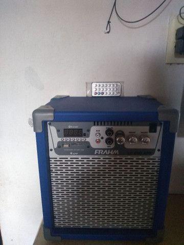 Caixa de som amplificada - Foto 6