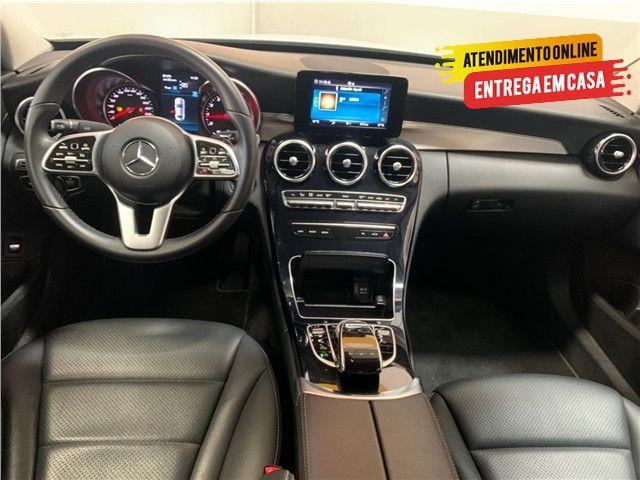 Mercedes-benz C 180 2019 1.6 cgi gasolina avantgarde 9g-tronic - Foto 7