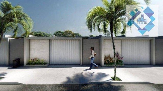 Casa com 3 dormitórios à venda, 98 m² por R$ 340.000 - Parnamirim - Eusébio/CE - Foto 11