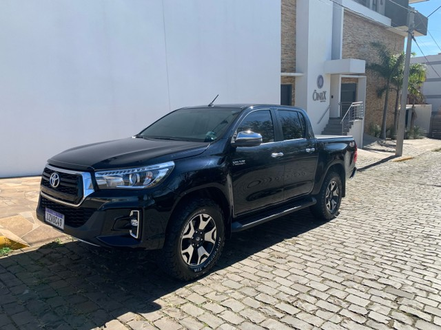 Toyota Hilux Srx 2020