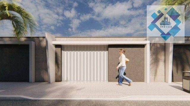 Casa com 3 dormitórios à venda, 98 m² por R$ 340.000 - Parnamirim - Eusébio/CE - Foto 18