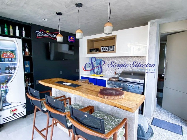 Casa no Alphaville Fortaleza mobiliada e climatizada, com piscina privativa, alto padrão - Foto 4