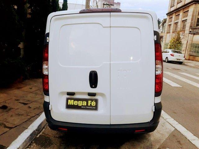 Fiat Fiorino Furgão 1.4 Flex Branco Basico Km Baixa Tem Basica e Completa - Foto 2