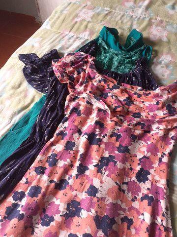 Várias peças de roupas novas é seminovas por R$20cada peças  - Foto 3