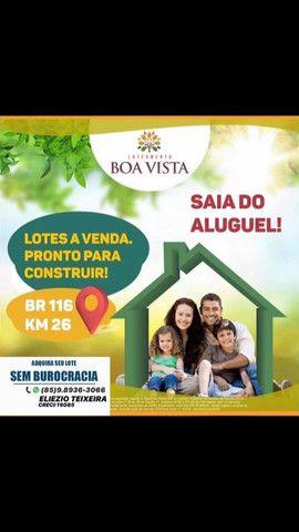 Loteamento Boa Vista (Itaitinga) - O seu futuro começa aqui!  - Foto 14