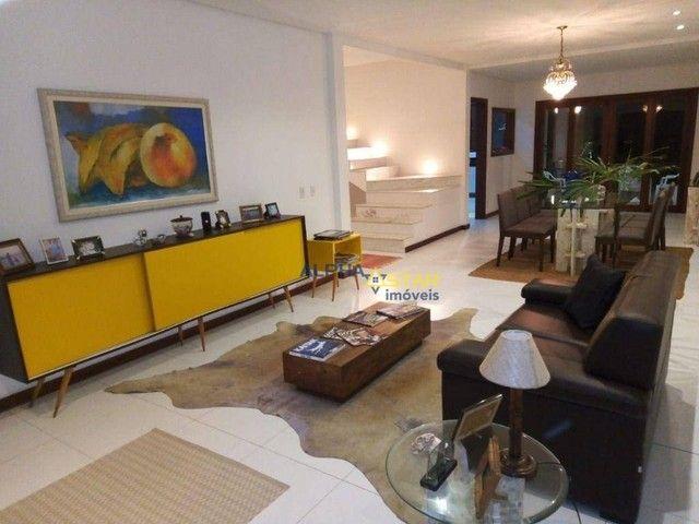 Casa com 3 dormitórios à venda, 429 m² por R$ 3.200.000,00 - Alphaville Fortaleza - Eusébi - Foto 14