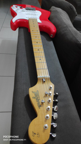 Guitarra Tagima ano 2000 - Foto 2
