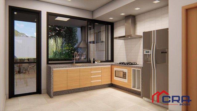 Casa com 3 dormitórios à venda, 185 m² por R$ 920.000,00 - Jardim Provence - Volta Redonda - Foto 3