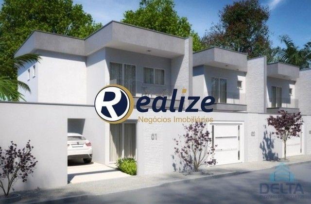 CA00180 Linda Casa Duplex de 2 quartos sendo 2 suítes em Santa Monica - Foto 2