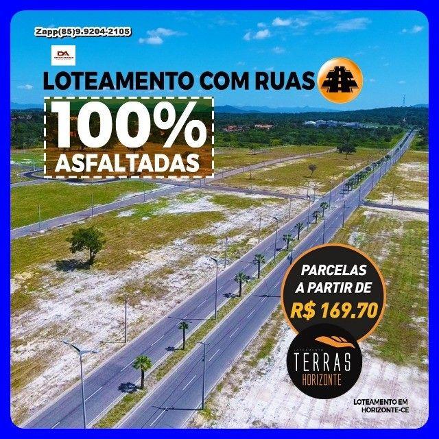 Lotes Terras Horizonte - Venha investir-&#@& - Foto 8