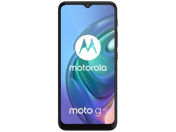 Smartphone Motorola Moto G10 64GB Cinza Aurora  - Foto 3