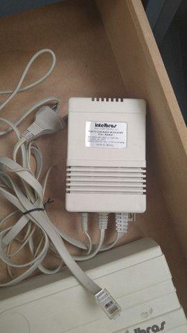 central telefônica intelbras modulare e equipamentos - Foto 2
