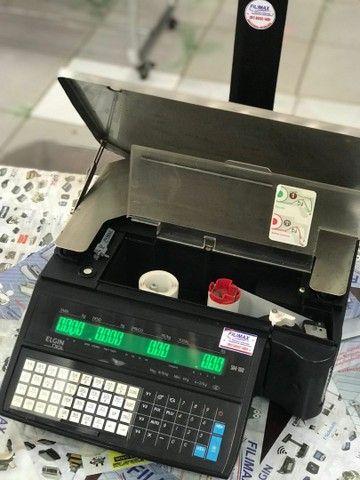 Balança 15 Kg Elgin com Impressora de Etiquetas - Foto 2