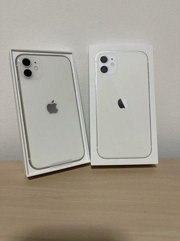 iPhone 11 128gb lacrado com nota  - Foto 4