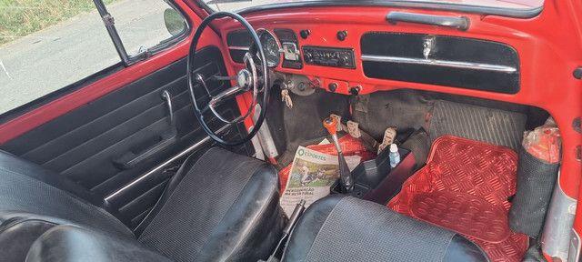 VW fusca 1.300 ano 1970 uma Relíquia   - Foto 16