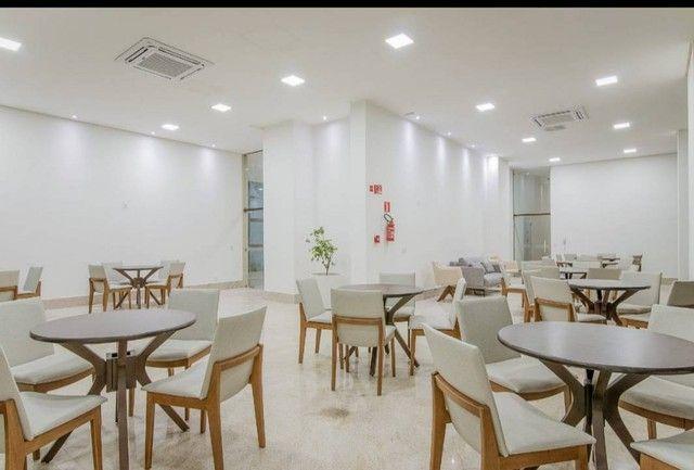 Apartamento beira mar a venda com 4 suítes em Maceió Evolution Sea Parque. Mega área de la - Foto 6