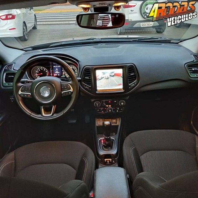 COMPASS 2016/2017 2.0 16V FLEX LONGITUDE AUTOMÁTICO - Foto 4