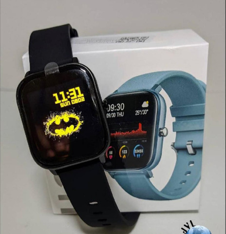 Smartwatch/Relógio inteligente Colmi P8 - Foto 4