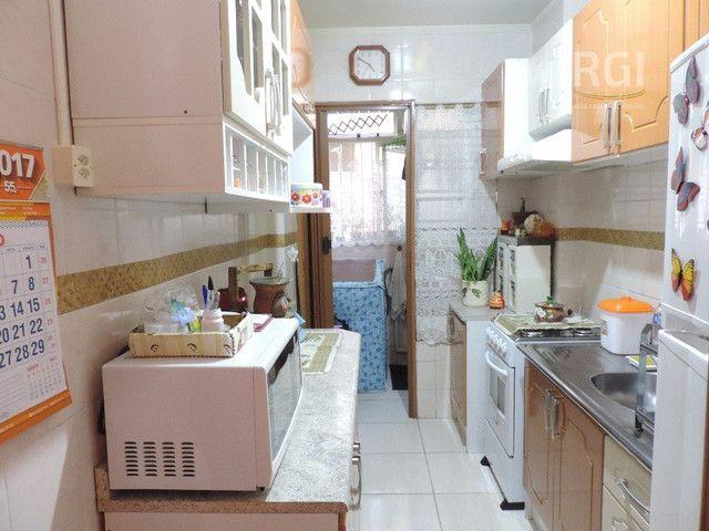 Apartamento à venda com 1 dormitórios em São sebastião, Porto alegre cod:NK19743 - Foto 7