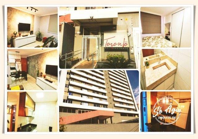 Top das Galáxias - Apartamento 01 quarto na QN 320 Residencial Toronto - Samambaia Sul