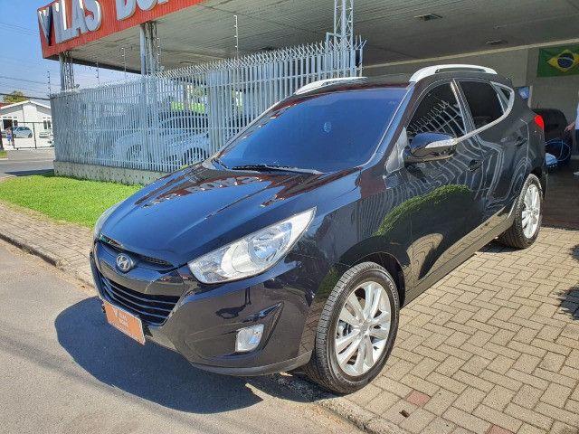 hyundai ix35 2012 automática impecável financia e aceita troca