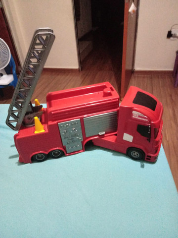 Carro de bombeiro - Foto 3