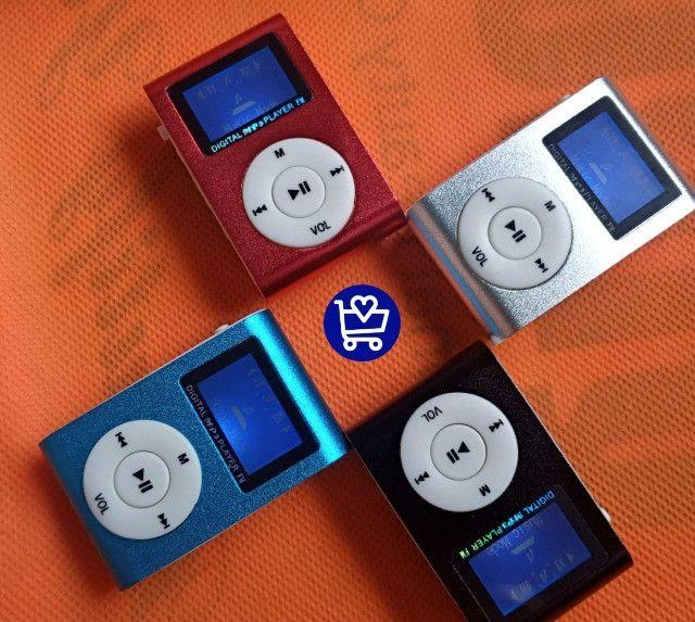 MP3 Player (entrega grátis) - Foto 3
