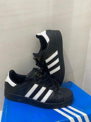 Tênis Adidas Superstar Foundation - Foto 4