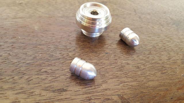 Tampa de óleo e tampa de válvulas pneu - Foto 3