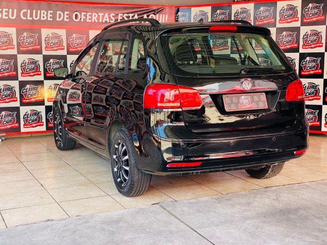 Volkswagen SpaceFox 1.6 8V (Flex)  *Banco de Couro* Excelente Oportunidade!!!   - Foto 9