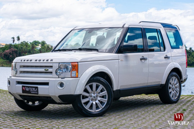 Land Rover Discovery 3 2.7 4x4 Diesel (auto)