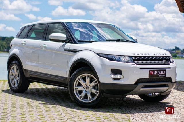 Land Rover Evoque Pure psd (Gaso) Auto - Foto 3