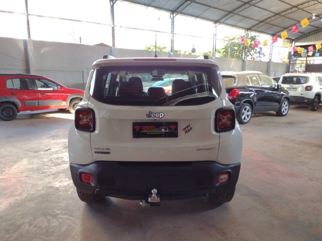 Jeep Renegade Sport 2.0 4x4 Automático a Diesel Fone (93)9. *Alan vendedor  - Foto 5
