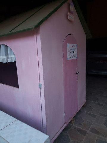 Casa de boneca.