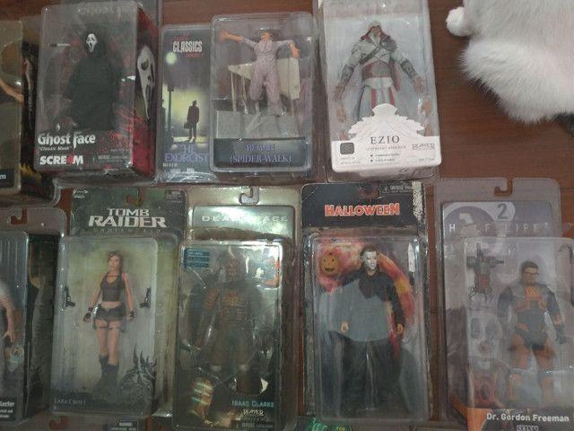 Coleção action figures Neca