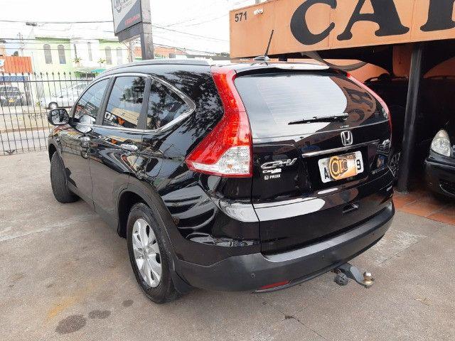 Honda CR-V EXL 4WD 2.0 Flex Top de Linha Impecável!!! - Foto 4