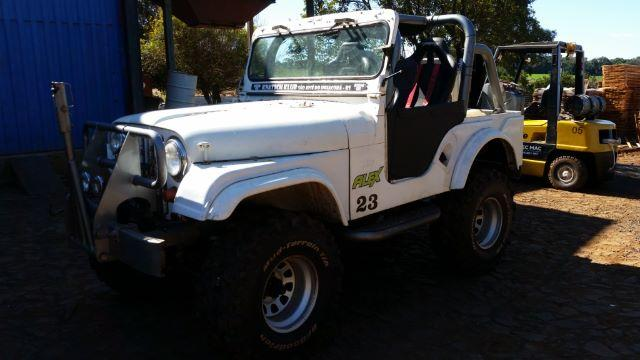 Ford Willys Cj5