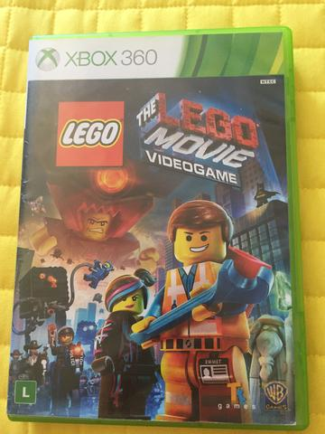 Lego Movie Xbox 360