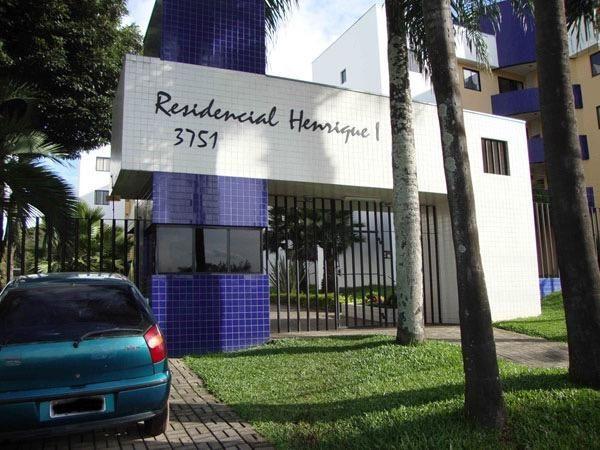Condomínio Henrique I - Excelente apartamento em Curitiba - bairro do Xaxim