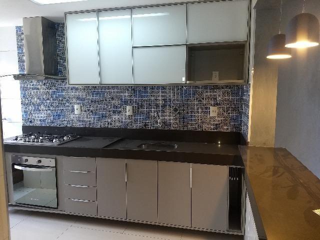 Apto no Gran Parque Morada do Sol 77m² com 3 Q sendo 2 suítes cozinha mobiliada financia