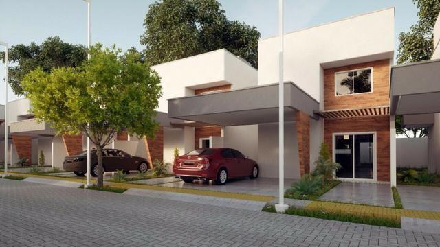 Casa nova duplex na planta próx Carvalho do Planalto Uruguai 4 suítes 152m² terreno 10X30