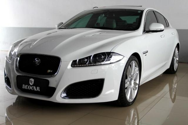 Jaguar XFR 5.0 V8 Supercharged