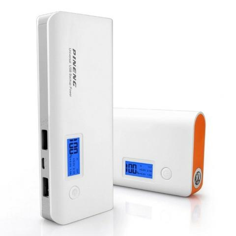 Bateria Externa Portátil Pineng Carregador Portatil (NOVO)