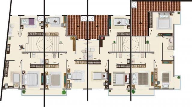 Casa à venda com 3 dormitórios em Pirabeiraba, Joinville cod:V22056 - Foto 5